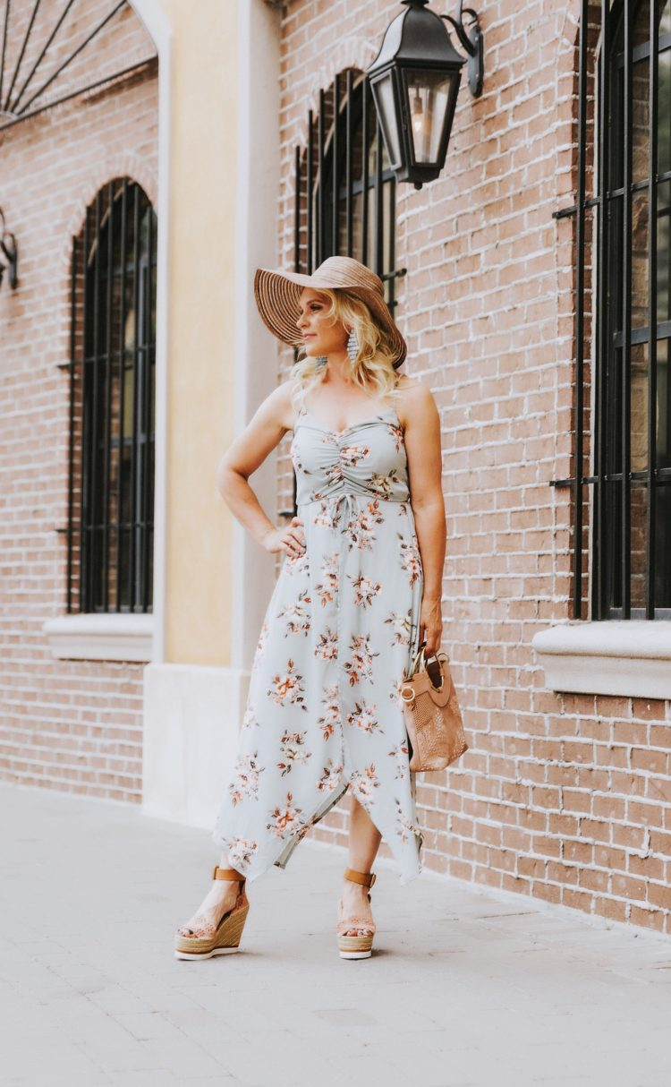 Maxi Romper – Who Knew Such a Thing Existed?