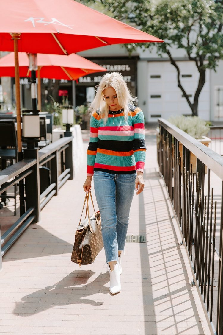 The Perfect Sweater to Transition into Fall